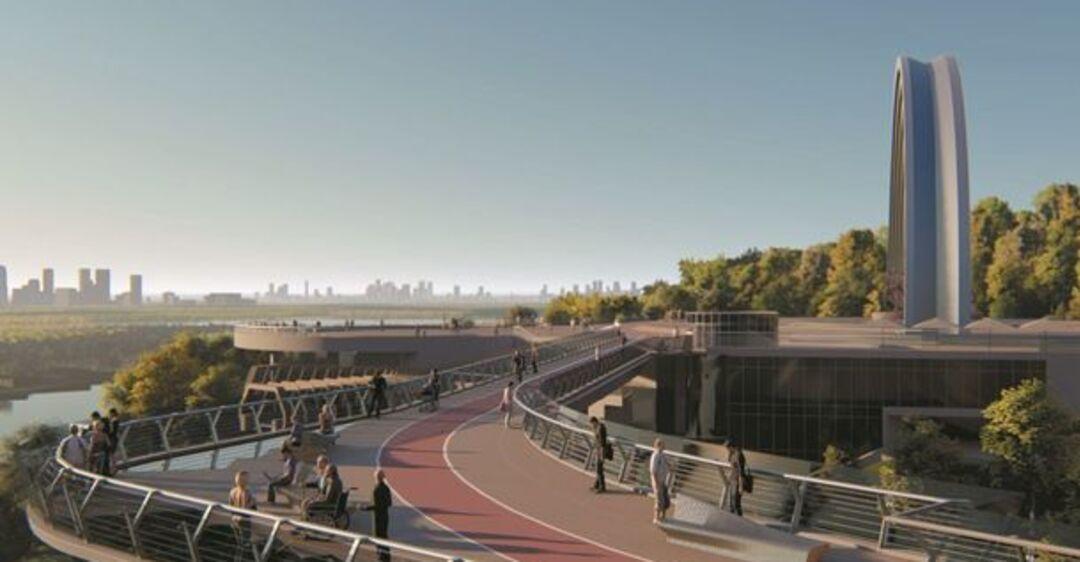 Построят ТРЦ и отель? Всплыли скандальные детали о новом мосте в Киеве