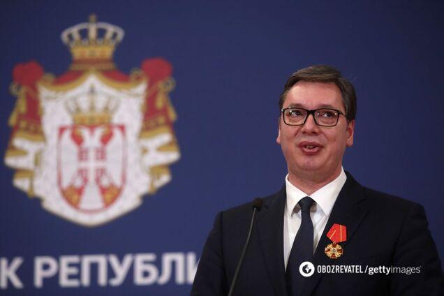 Вучич привел войска Сербии в боеготовность