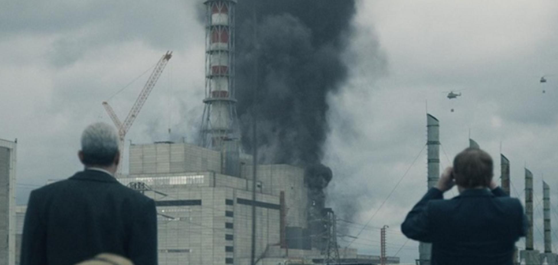 Серіал 'Чорнобиль'