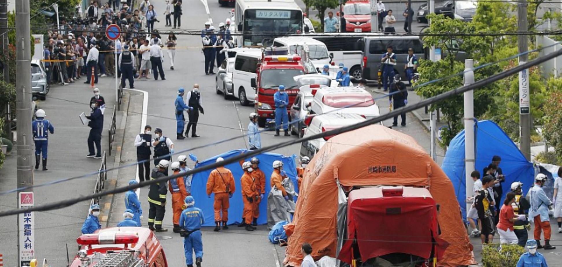 В Японії на вулиці по-звірячому порізали школярів