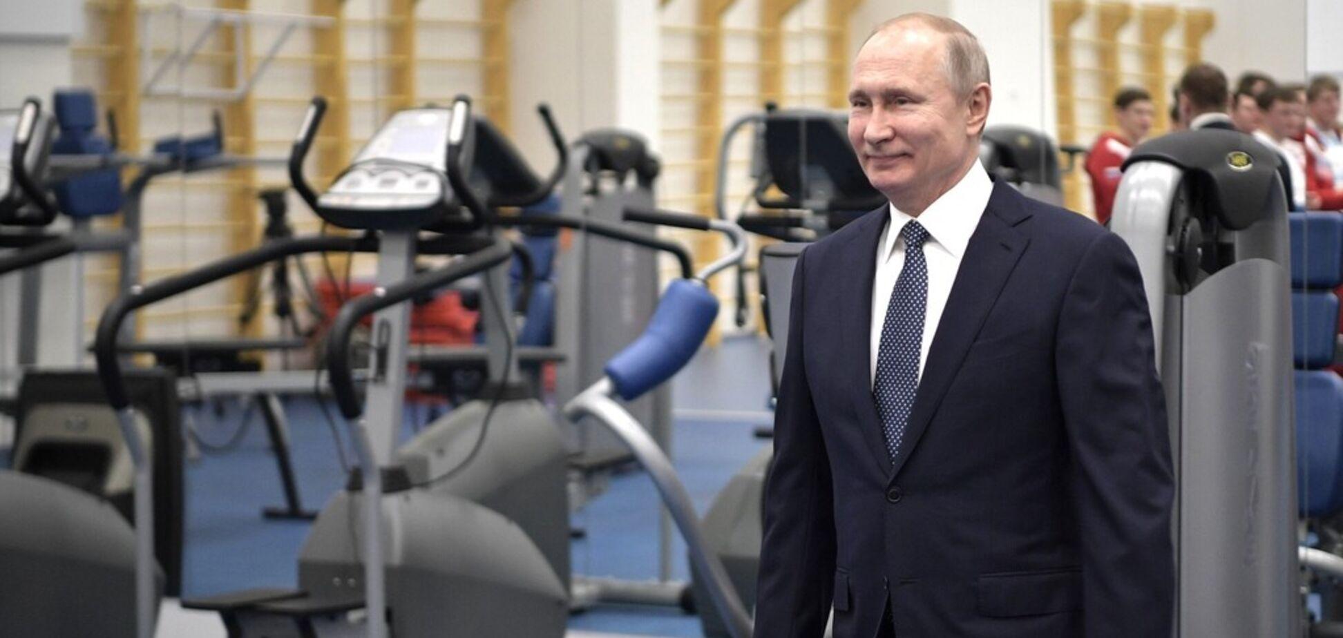 По Путину нанесли удар – Яшин