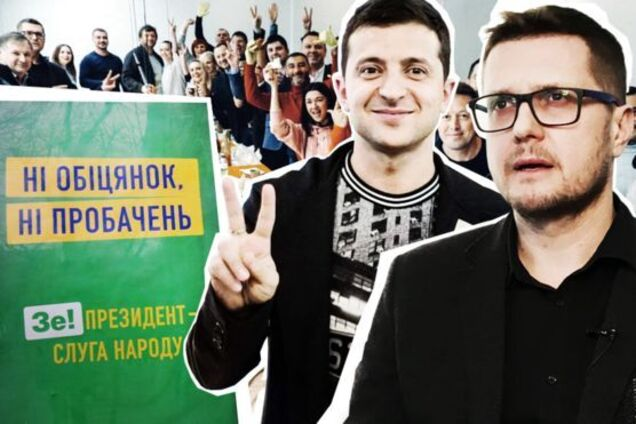 Зеленський і Баканов
