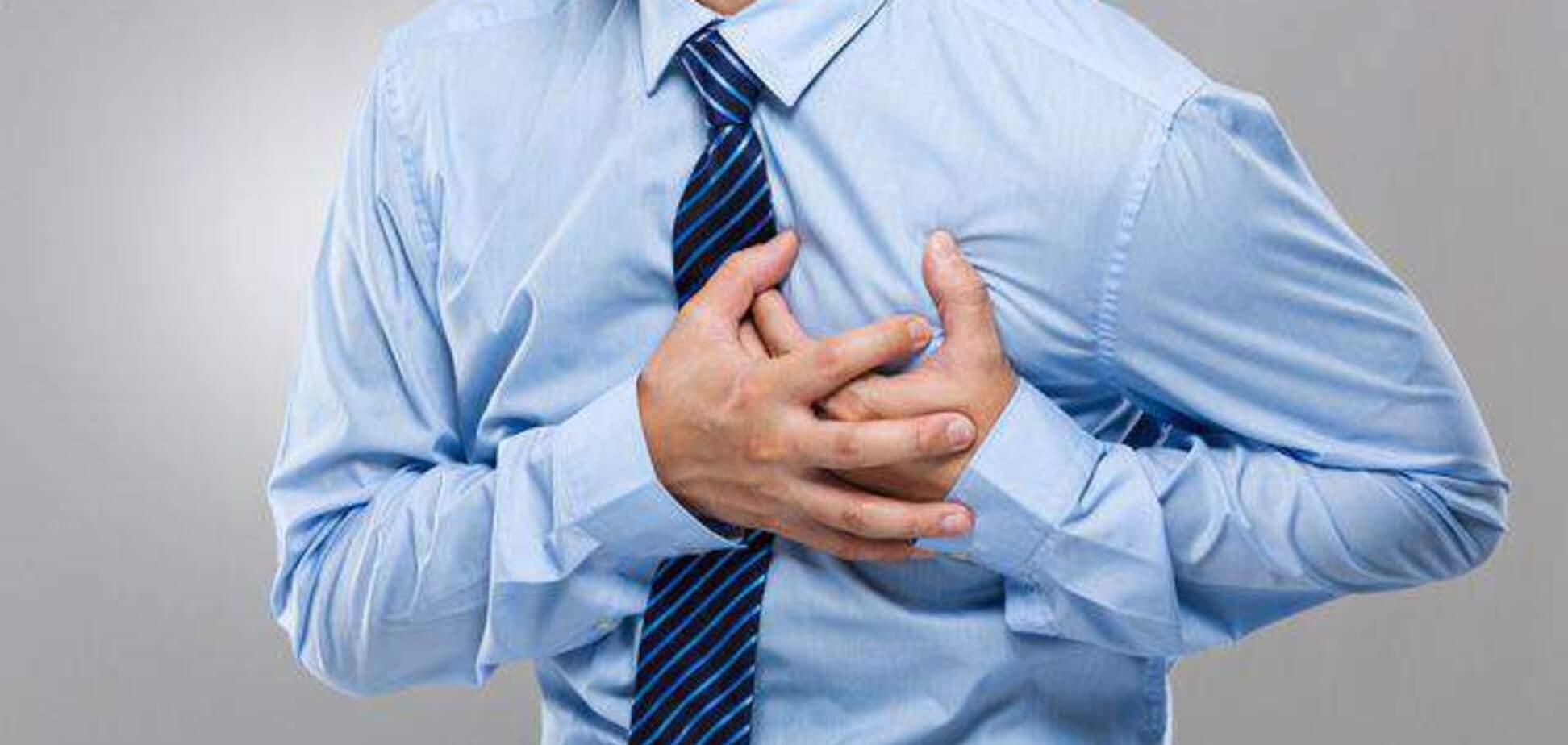 Серцевий напад чи панічна атака? Супрун пояснила, як їх розрізнити
