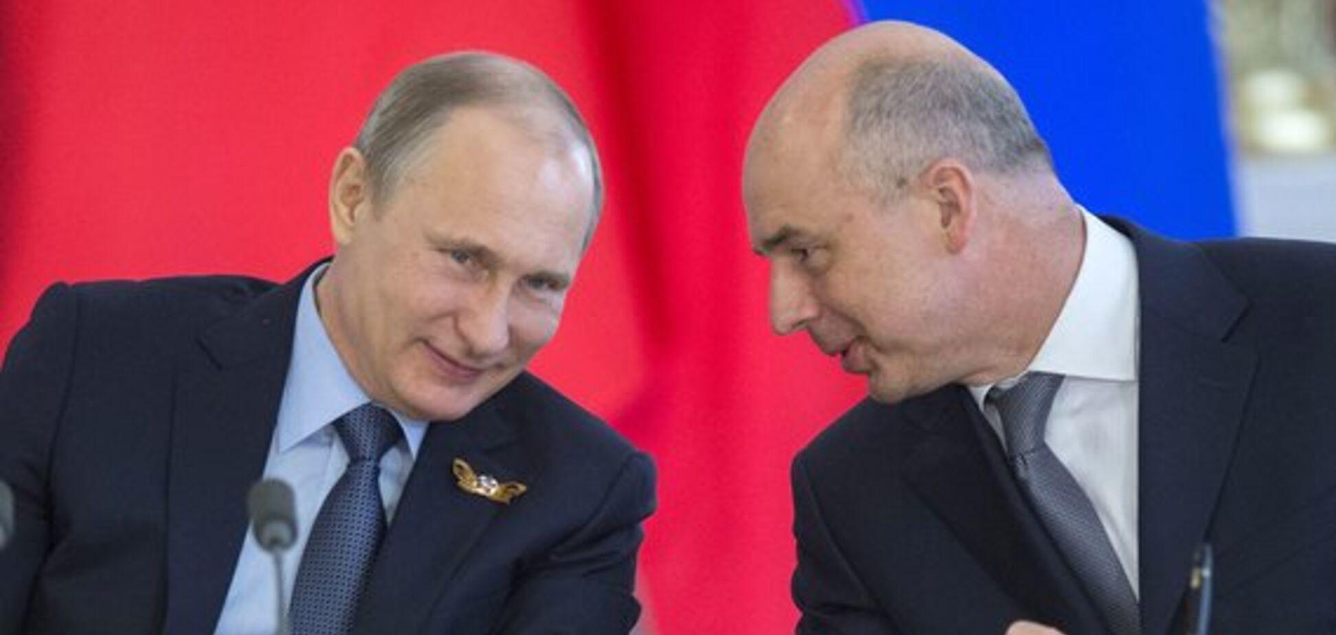 Путін і Силуанов