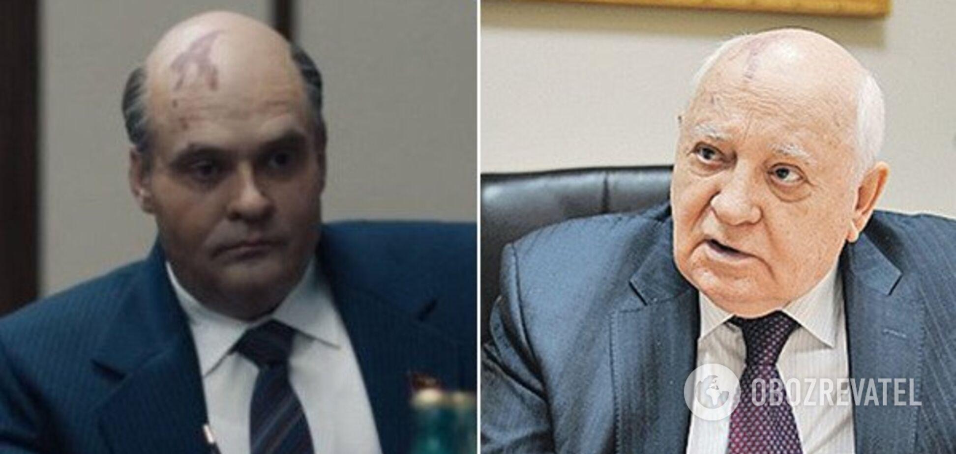 Горбачев впервые отреагировал на сериал 'Чернобыль'