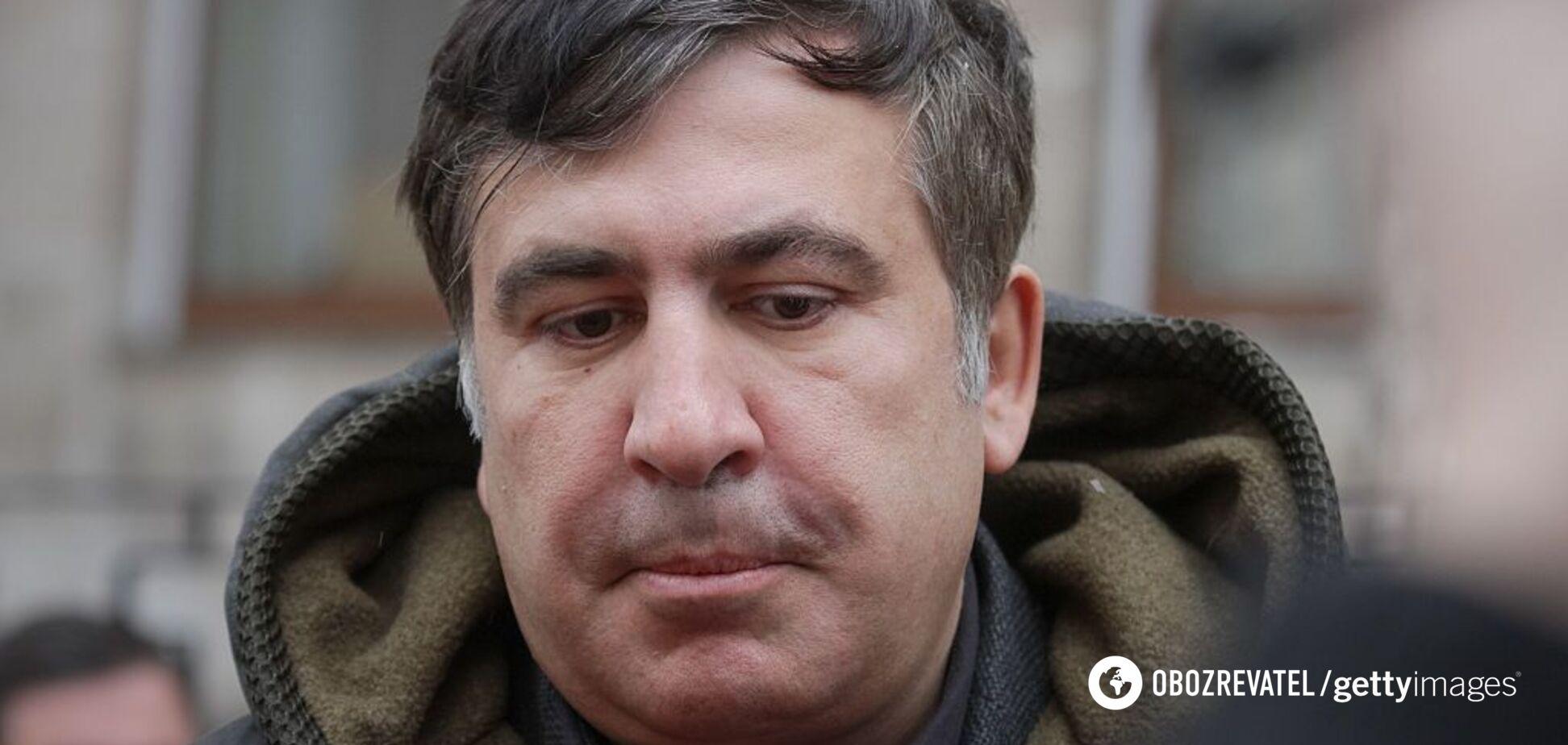 'На Киев!' Опубликовано видео Саакашвили из аэропорта в Варшаве