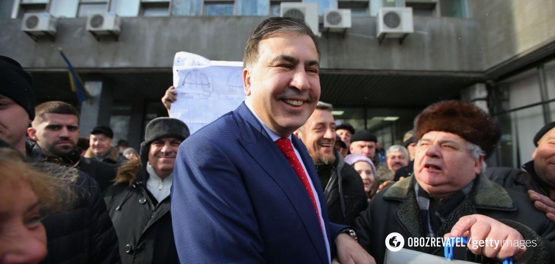 Саакашвили – человек-граната. Рванет обязательно