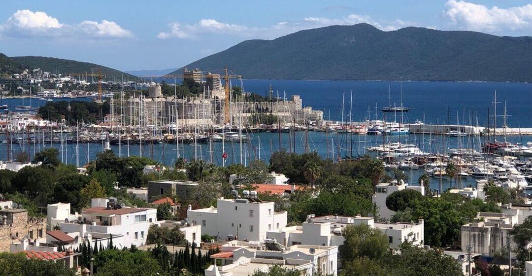 Бодрум: греческие мотивы на территории Турции