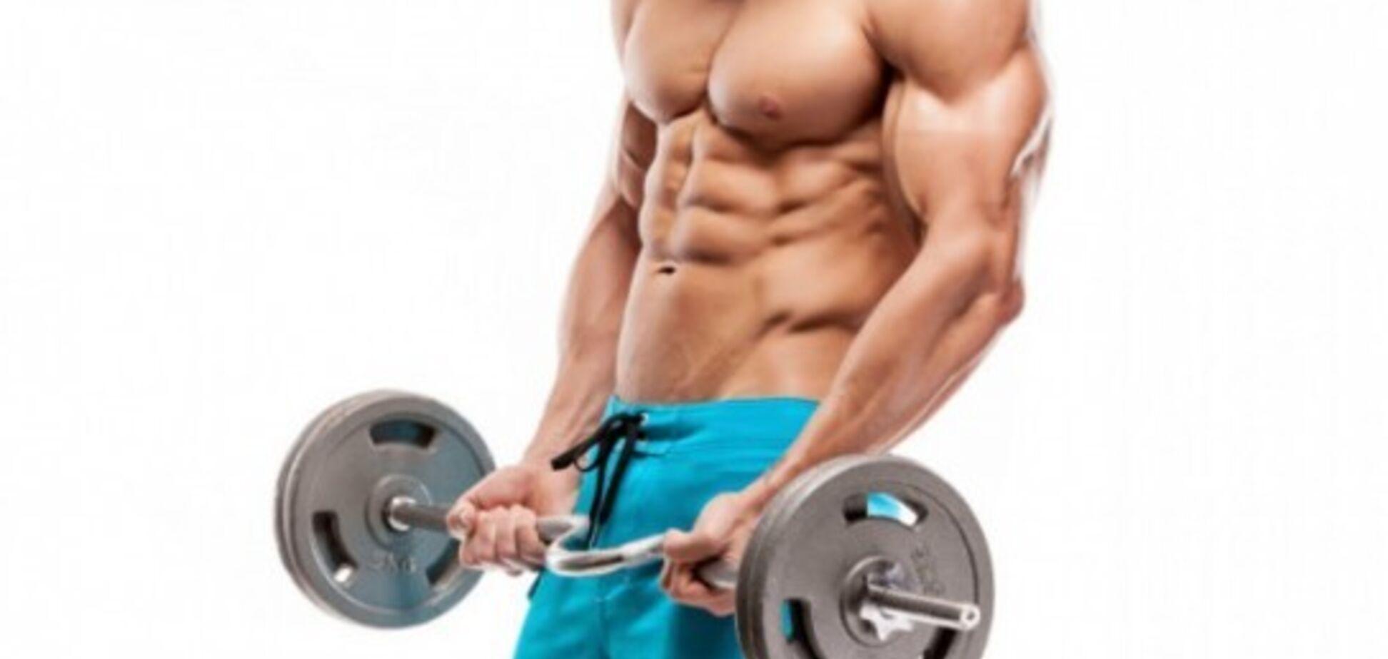 Можно стать бесплодными: мужчин предупредили об опасности стероидов