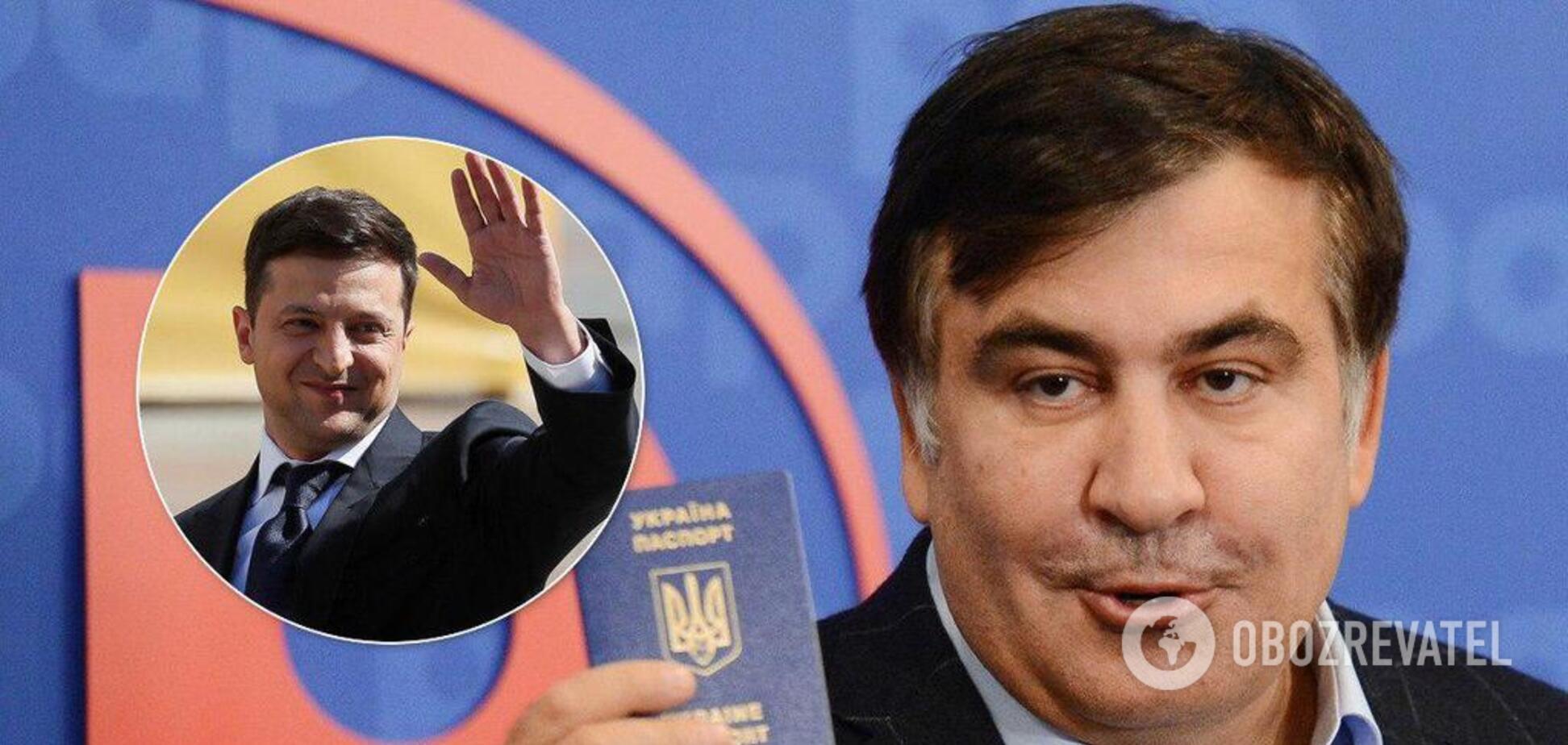 Саакашвили хотят дать должность в Кабмине: в Украине разгорелся ажиотаж
