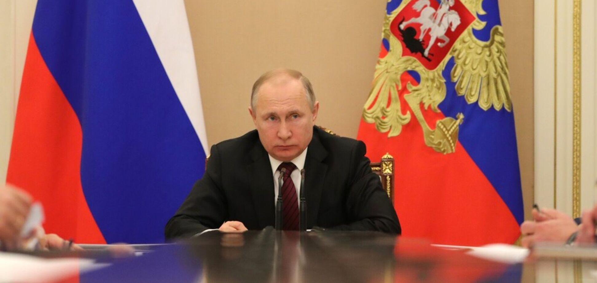 'Нет войне с Украиной!' Россияне устроили дерзкую акцию под носом у Путина