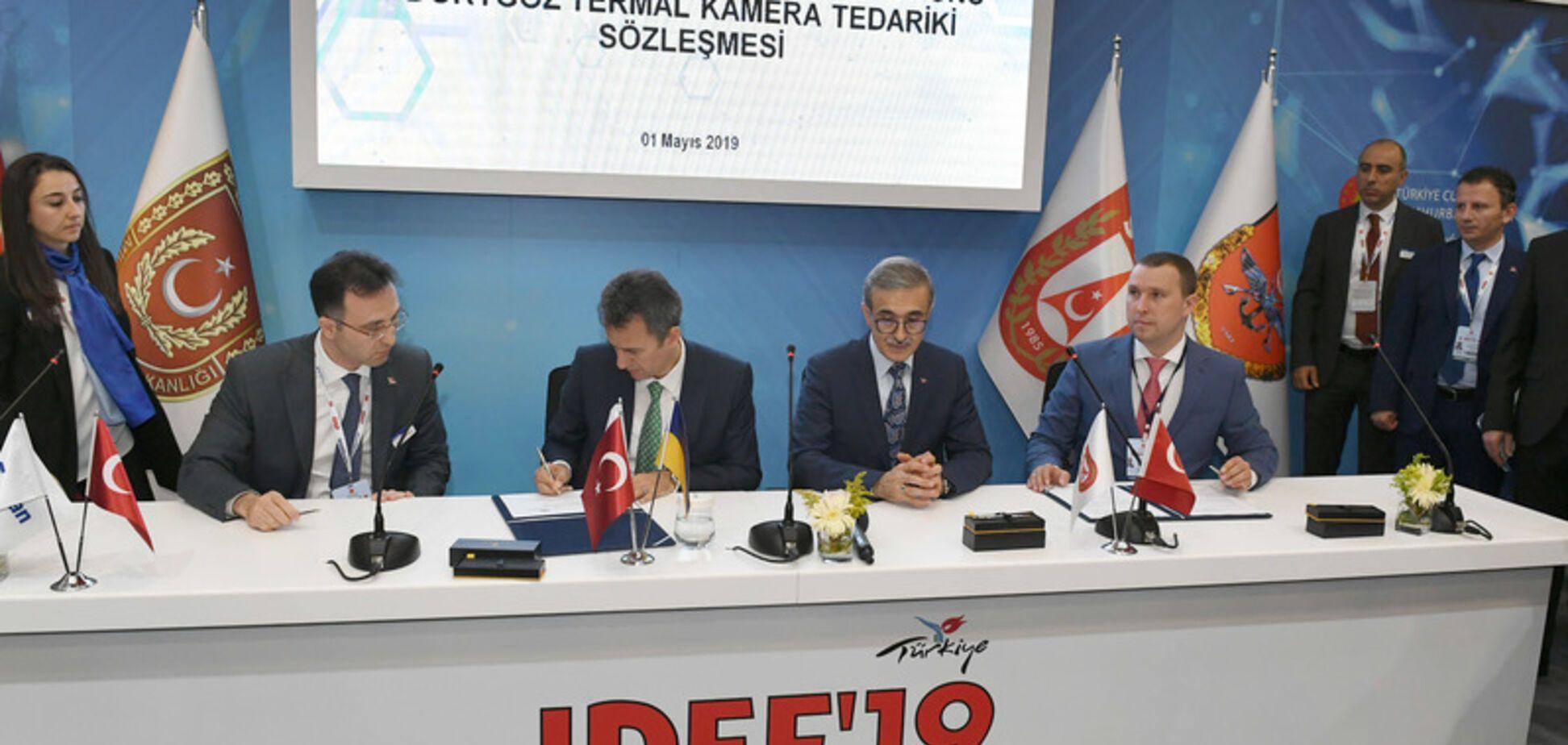 Спецтехноэкспорт договорился с Турцией о поставках военной продукции
