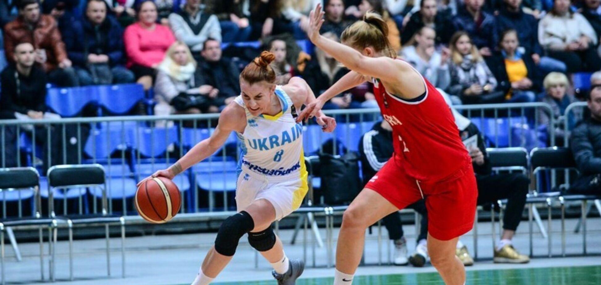Українки назвали розширену заявку на Євробаскет-2019