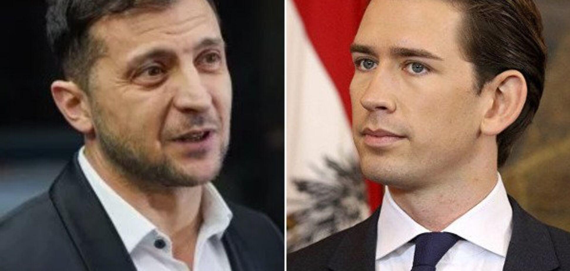 Зеленский связался с канцлером Австрии: о чем договорились