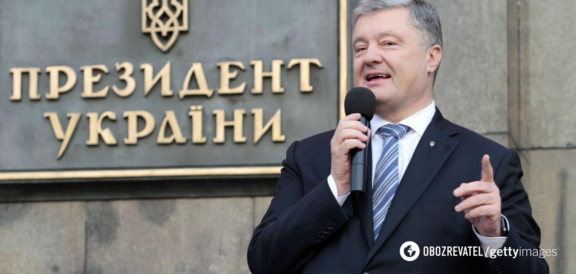 Петро Порошенко програв заслужено