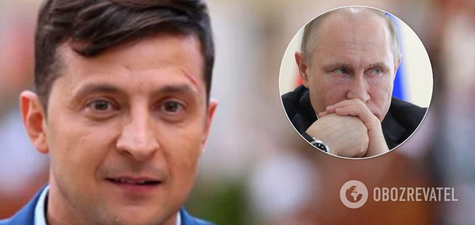 Ждут инаугурации: у Путина высказались о возможной встрече с Зеленским