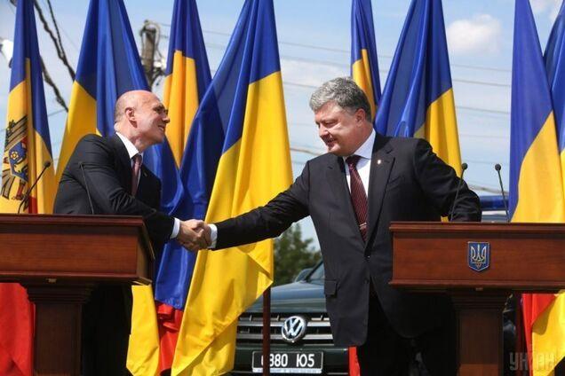 Філіп і Порошенко