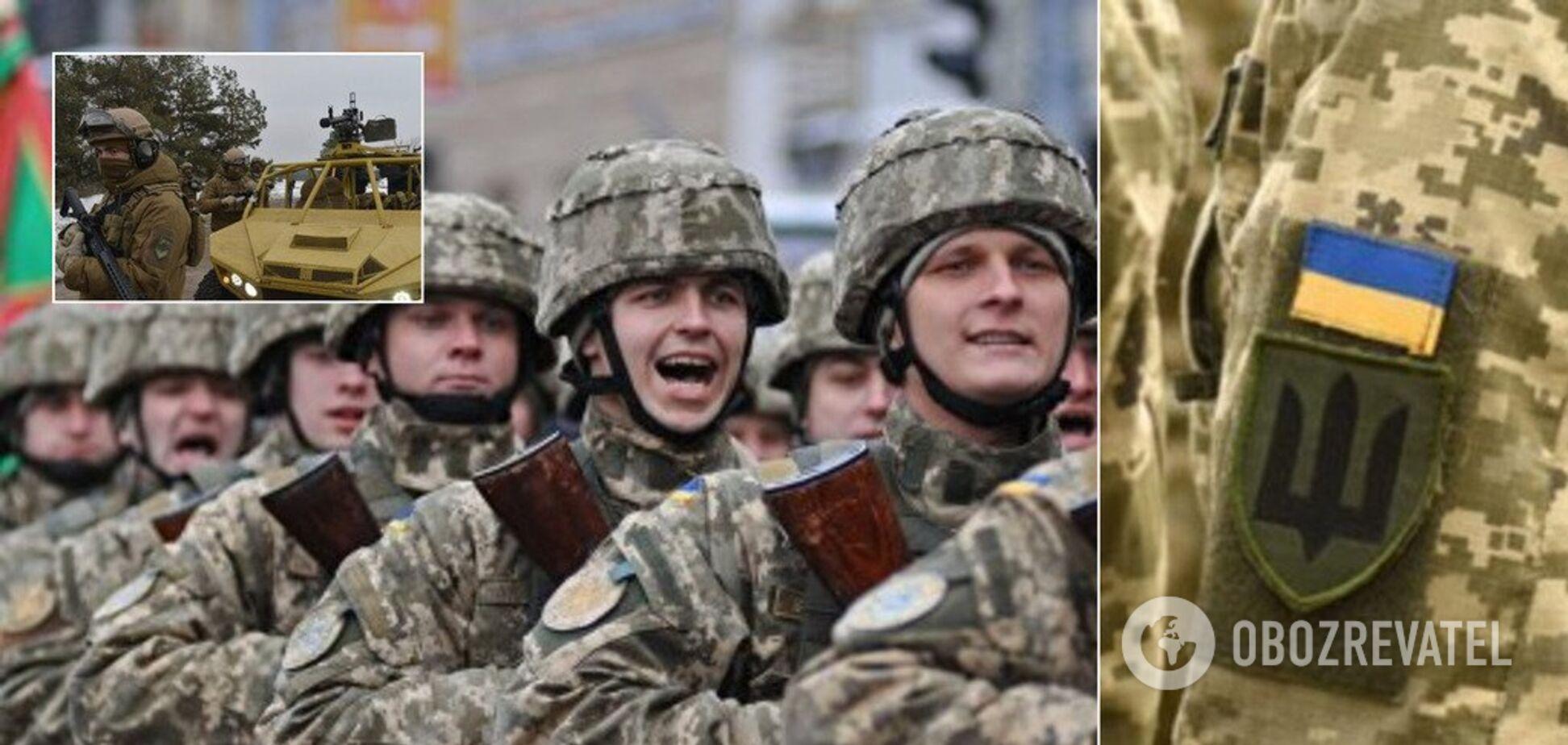 Прощавай, 'совок'. Привіт, НАТО: українську армію очікують радикальні зміни