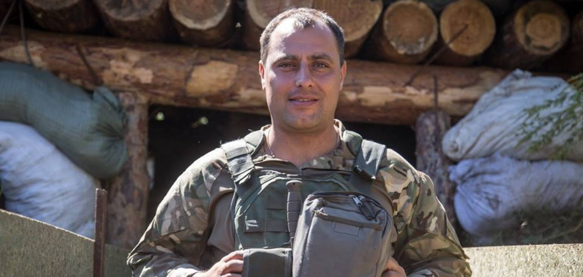Скандальное видео начальника УГО с 'Моторолой': волонтер рассказал о его 'подвиге'