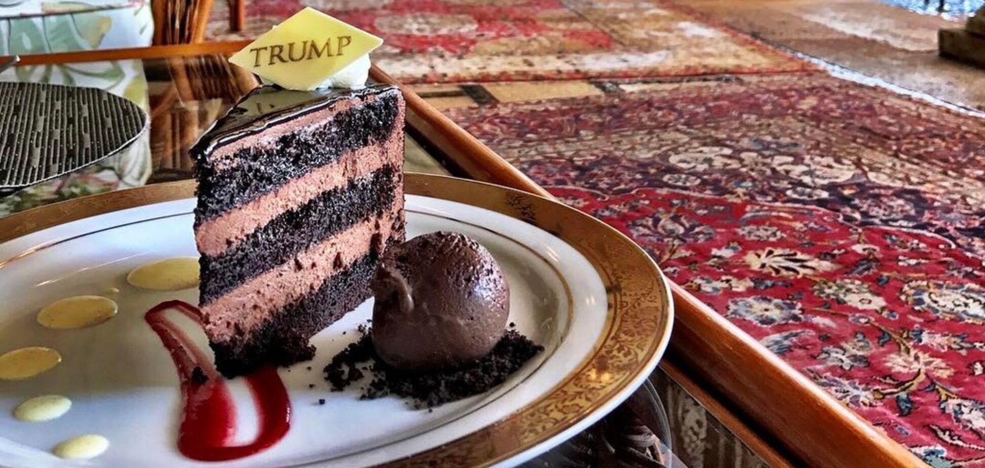 Именно этот шоколадный торт обожает Дональд Трамп: простой рецепт с фото