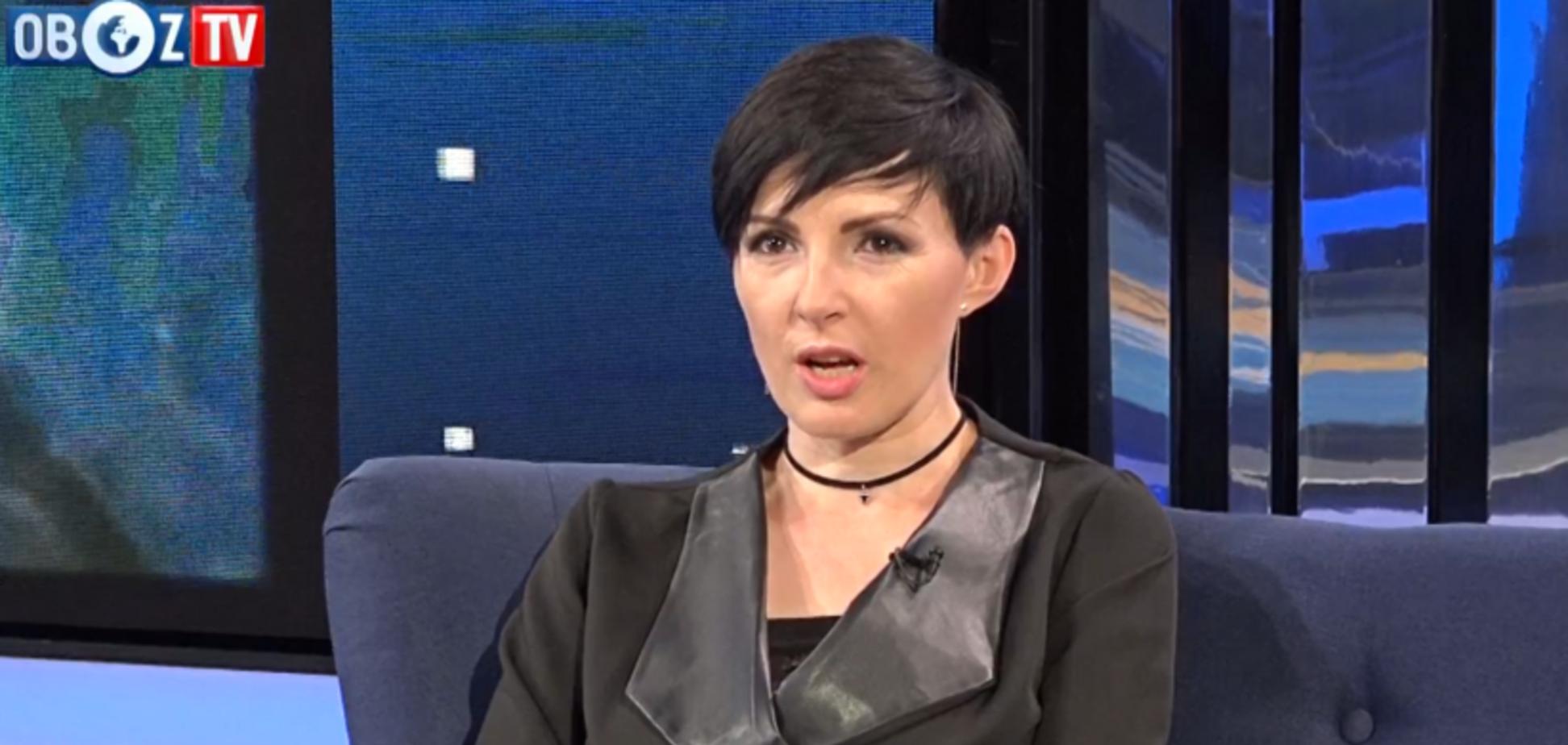Зірка укранської поп-музики Марина Одольська в гостях Бурчук Live