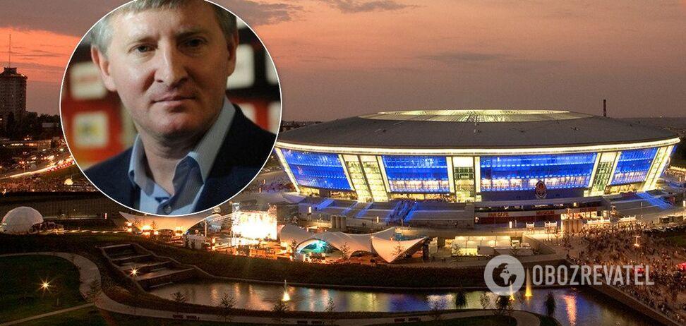 Ахметов обратился к жителям Донецка, упомянув 'Донбасс Арену': спортивные итоги 30 августа