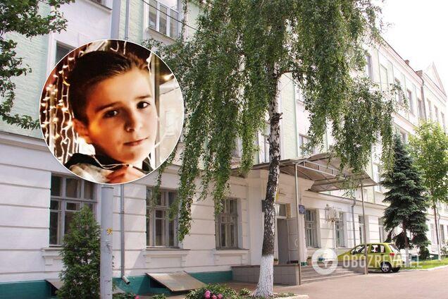 14-летний Сергей Петрук покончил с собой два месяца назад