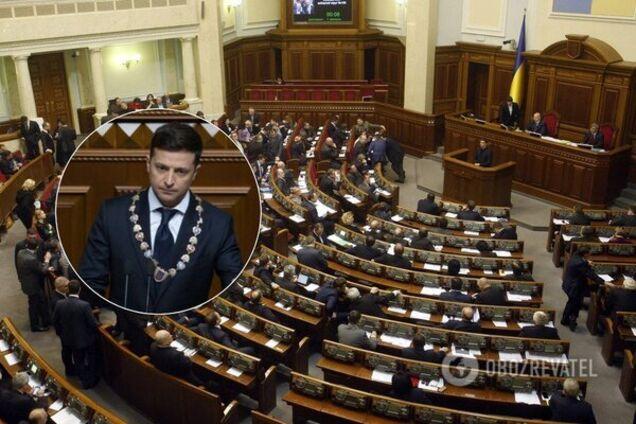 Иллюстрация. Внеочередные выборы в ВР Украины