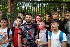 Запрещенный в Украине российский комик засветился в Крыму: показательное фото