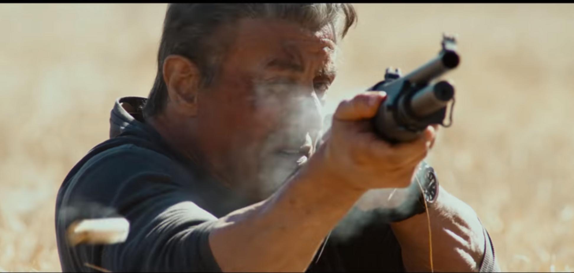 Взрывы и экшн: появился трейлер к последнему фильму о Рэмбо