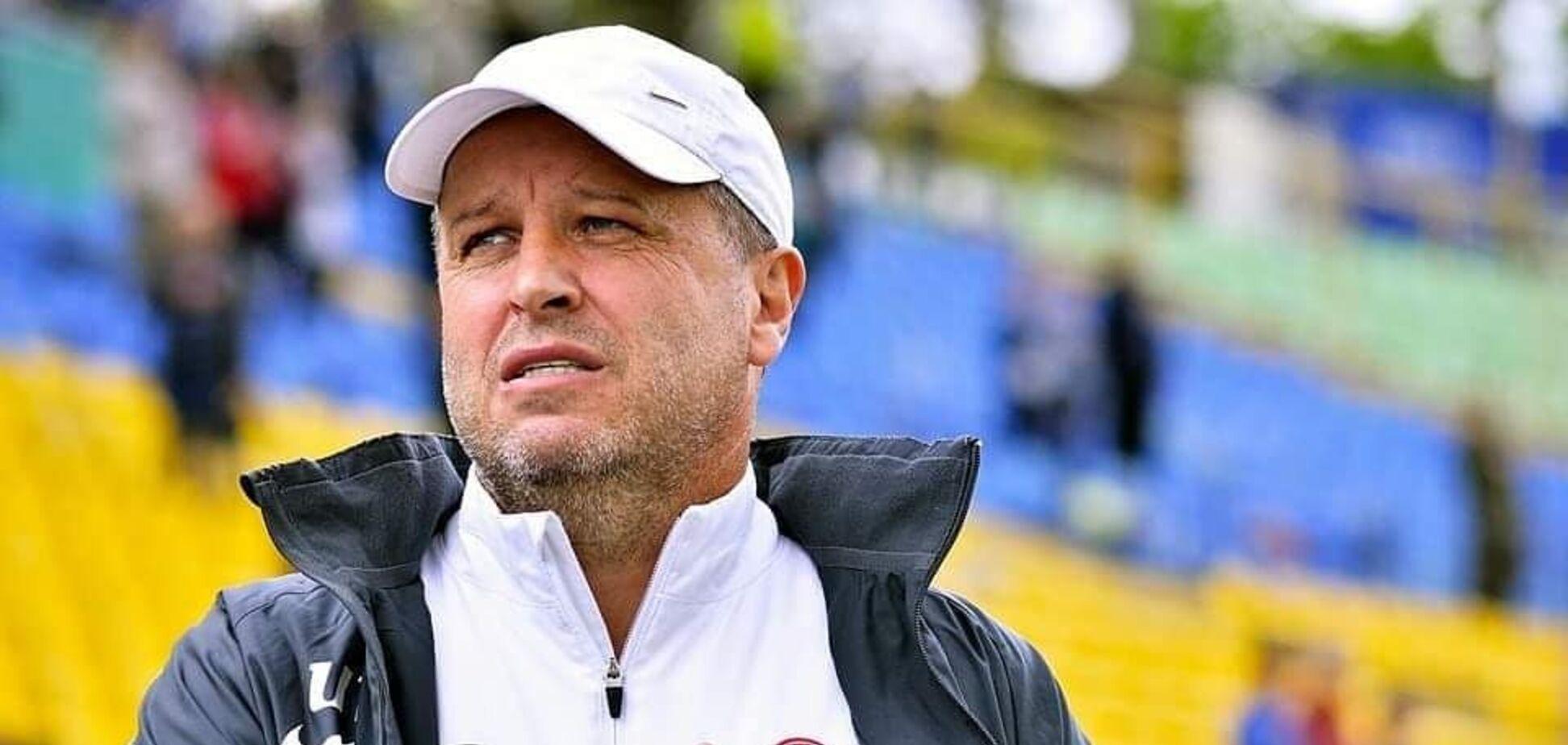 Відомий патріот України: клуб Прем'єр-ліги звільнив тренера