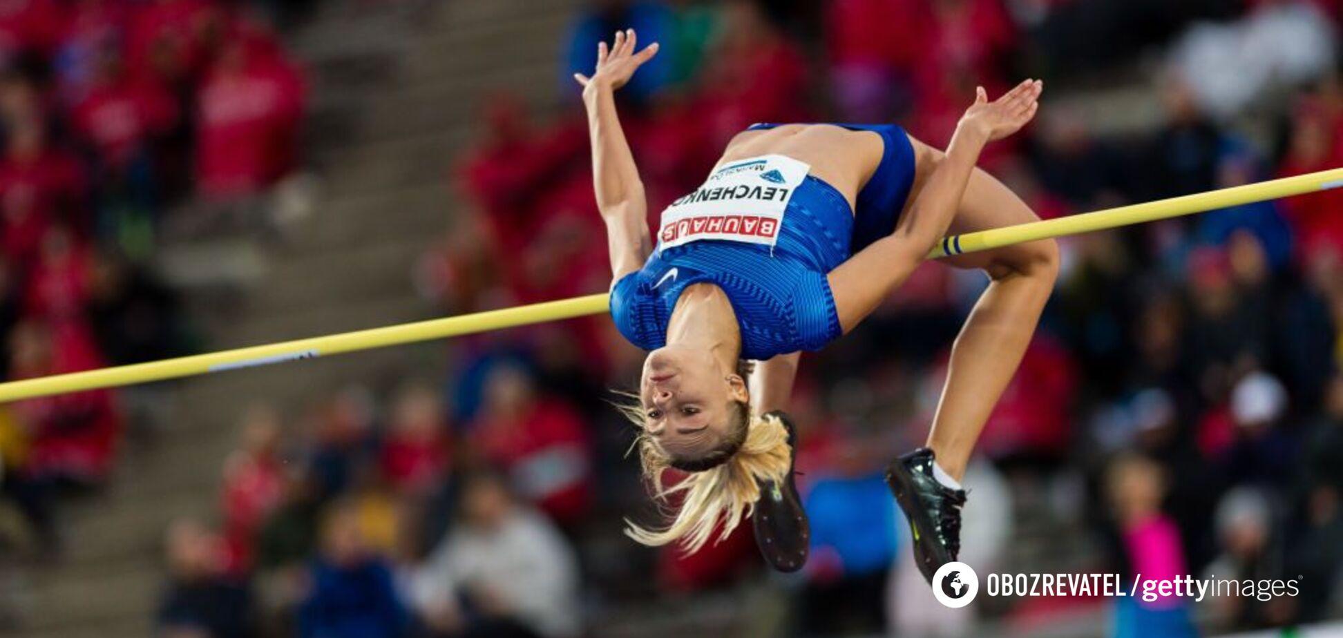 Украинская легкоатлетка взяла 'серебро' Бриллиантовой лиги