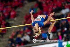 Українська легкоатлетка взяла 'срібло' Діамантової ліги