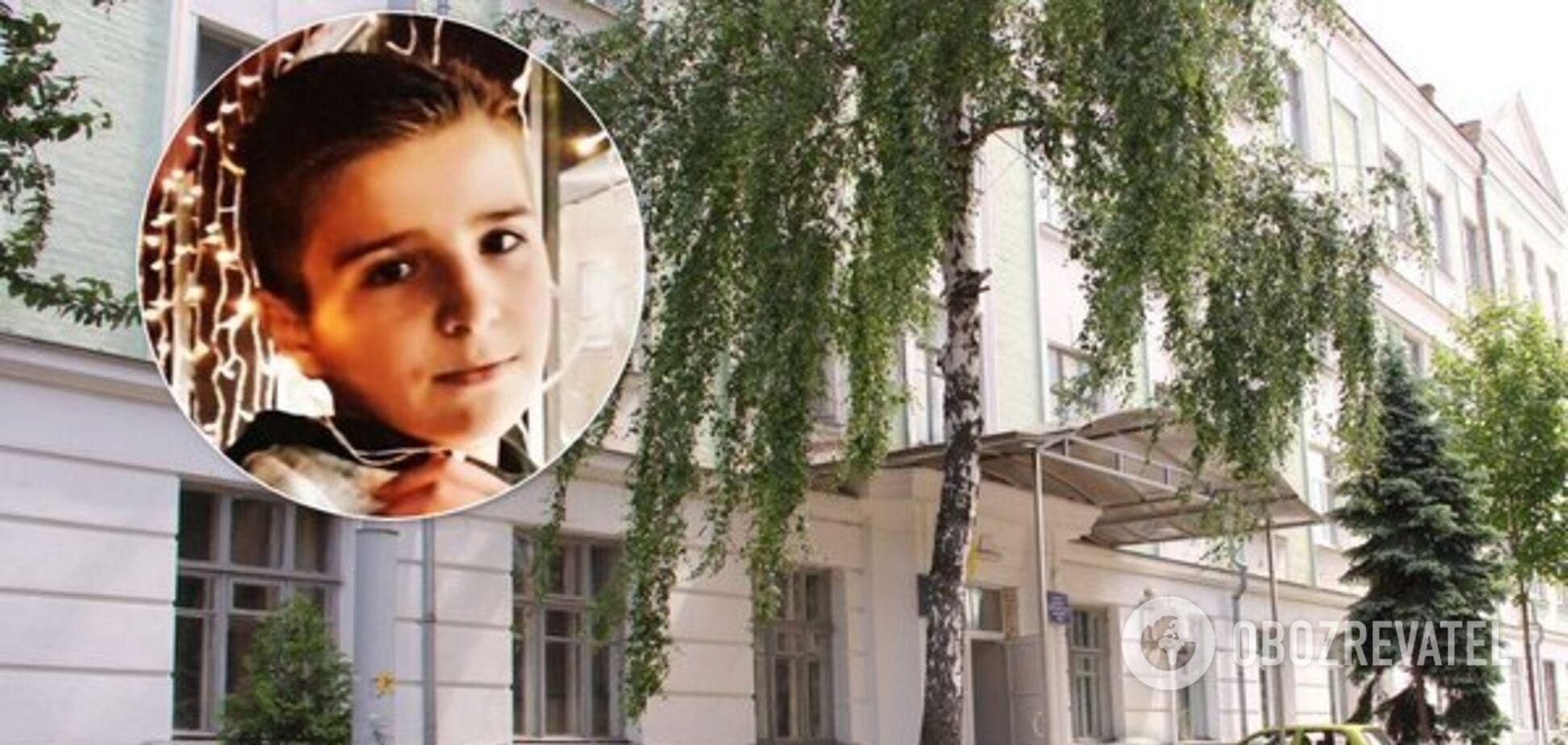 Скандал из-за погибшего ребенка в Киеве: в школе ответили на обвинения