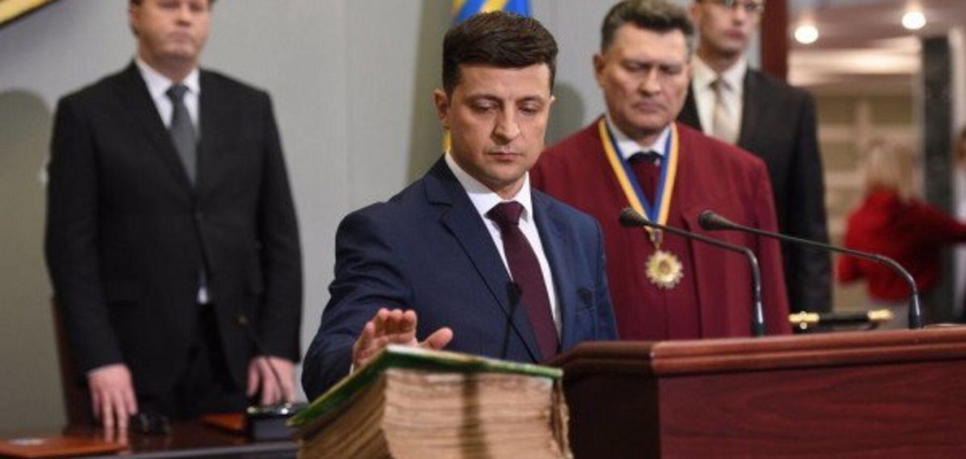 Инаугурация Зеленского: стало известно, когда назовут дату церемонии