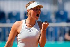 Украина с рекордом выиграла квалификацию теннисного супертурнира