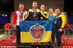 Украинец с мировым рекордом выиграл ЧЕ по пауэрлифтингу