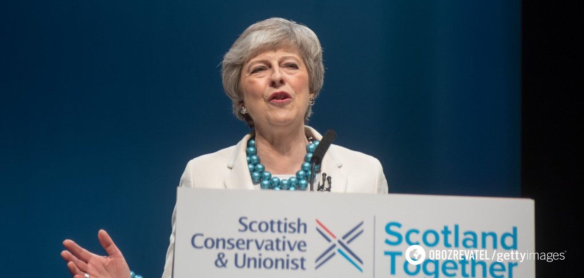 'Ви не потрібні нам!' Партія Мей зазнала нищівної поразки на виборах у Британії