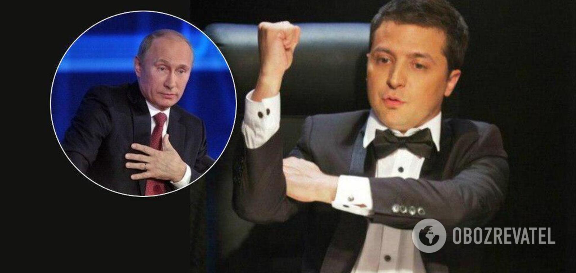 Зеленский приготовил ответ на провокацию Путина с паспортами