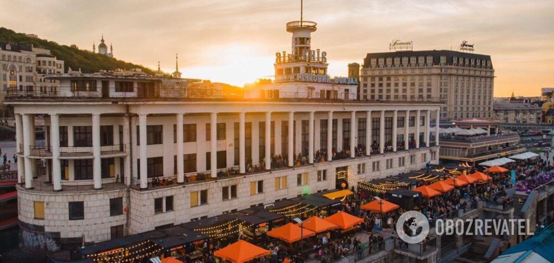 У Києві на річковому вокзалі відкрився БУХТА Food Station: як це було