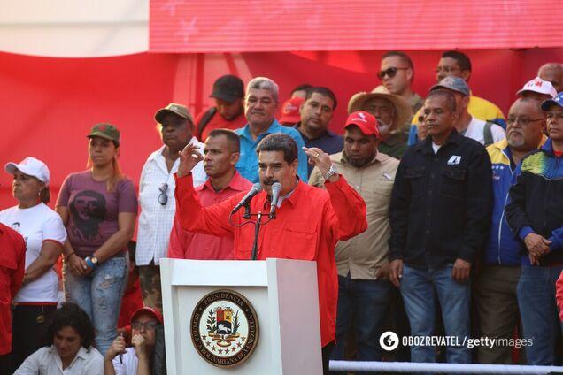 Мадуро кинув зухвалий виклик Трампу