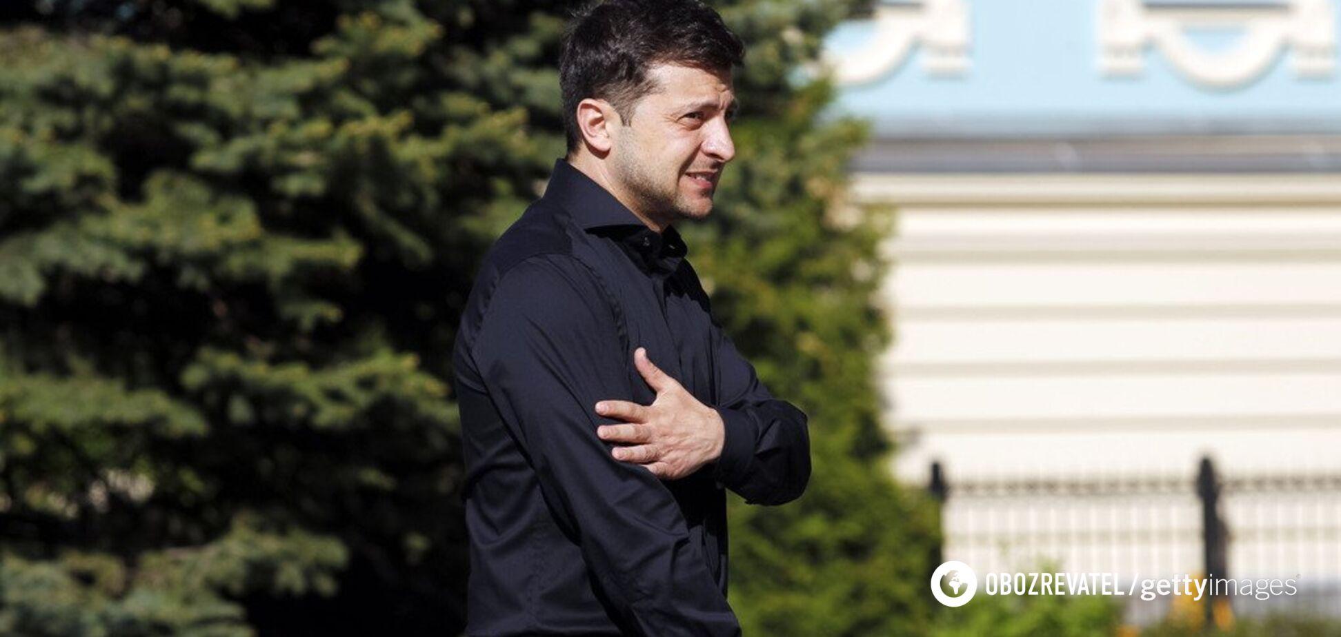 'Погибли во имя свободы': Лещенко объяснил скандал с инаугурацией Зеленского