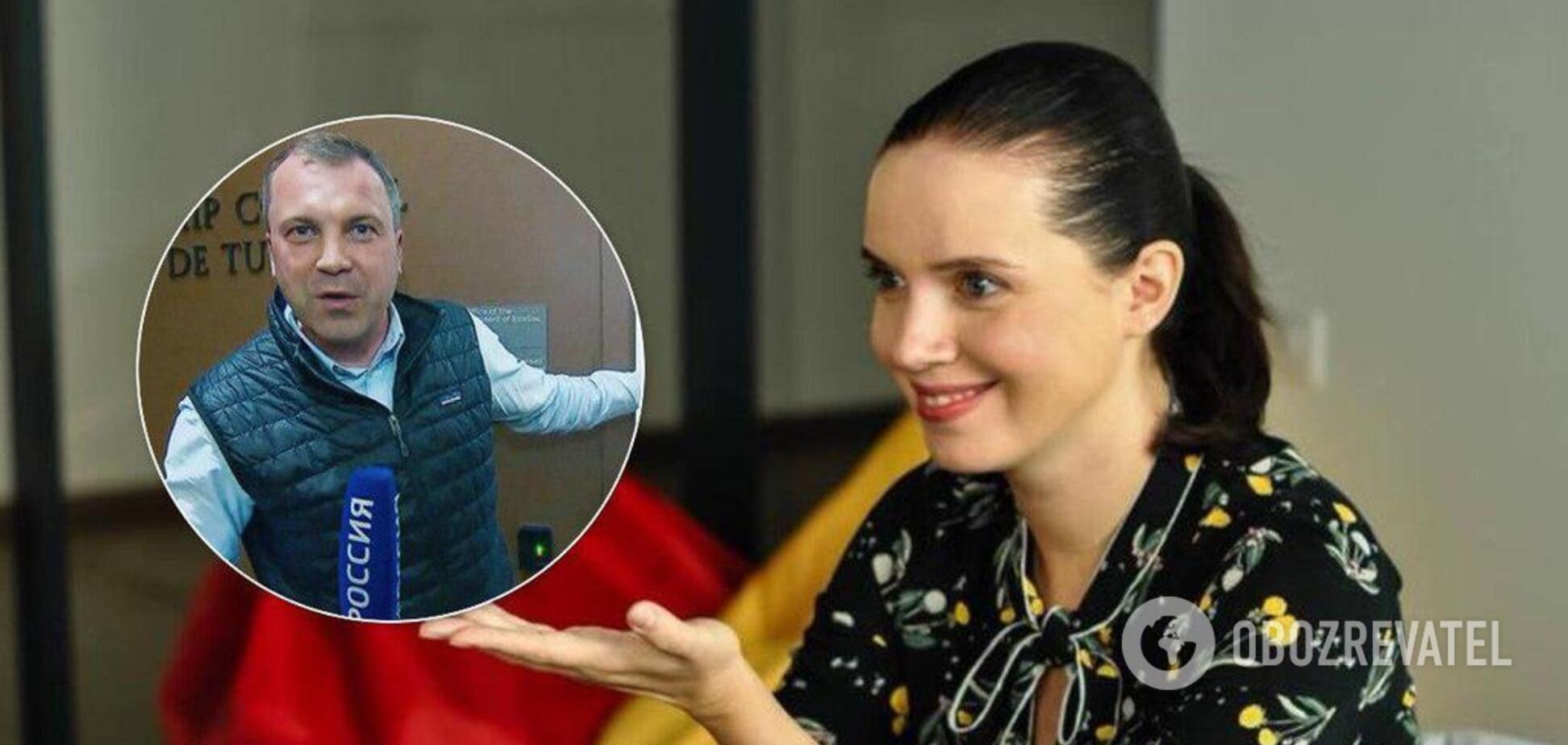 'Кому вы вср*лись': Соколова ярко ответила на истерику пропагандистов Путина из-за Украины