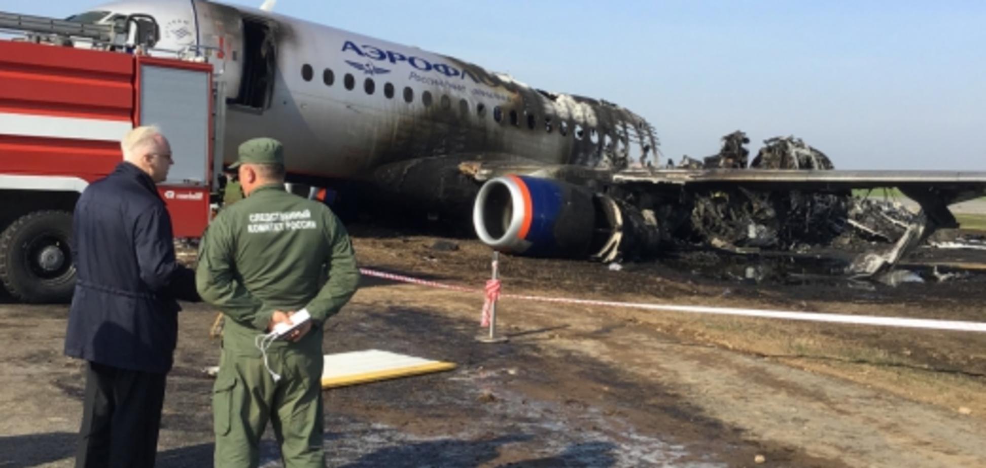 Главные версии авиакатастрофы в Шереметьево. Всё очень плохо