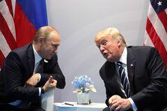 Трамп и Путин: найден повод 'оправдать' Крым и Донбасс