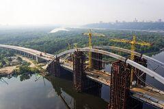 Бывший завод Порошенко получил 75 млн на строительство Подольского моста