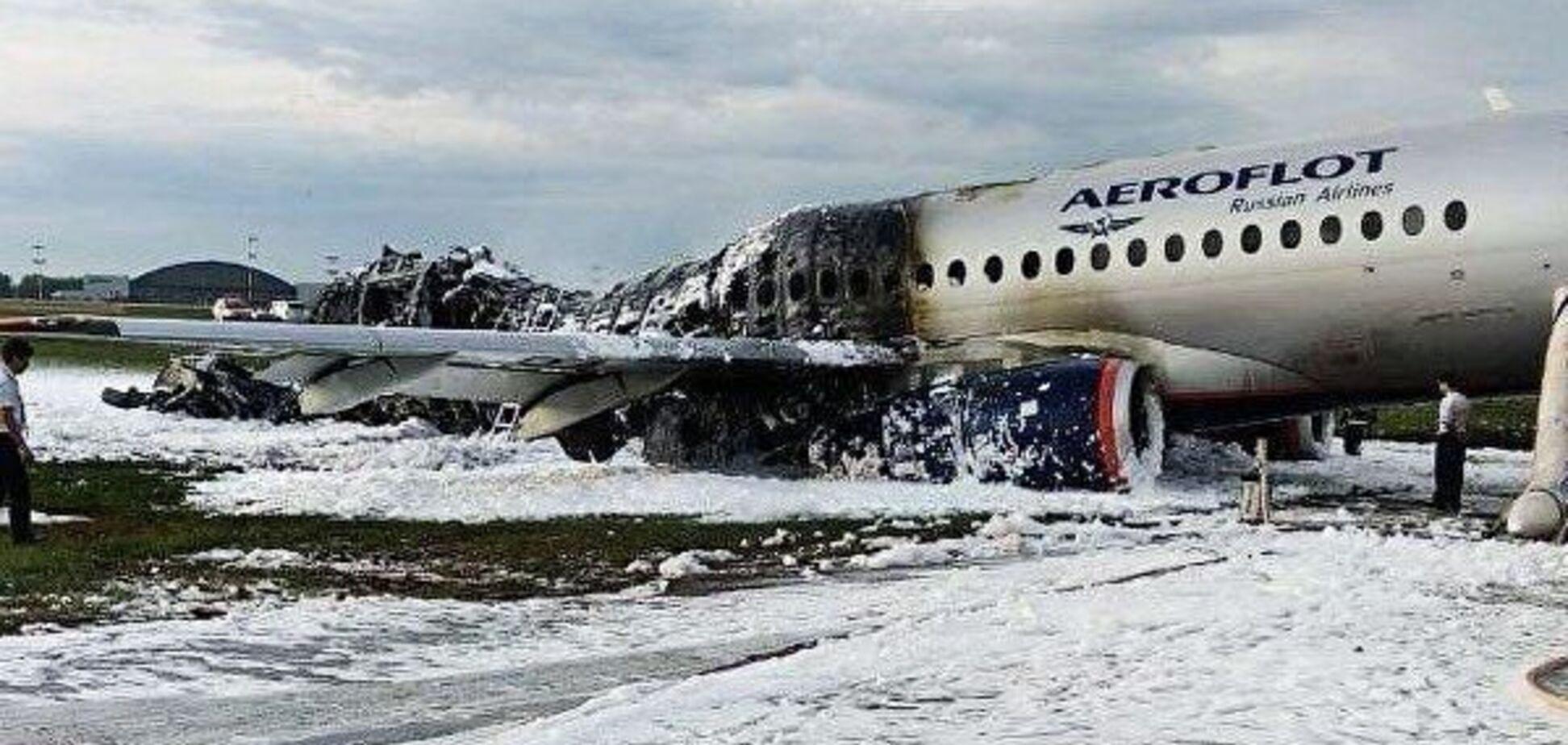 'В России ничему не удивишься': авиаэксперт рассказал о причинах крушения самолета в Шереметьево