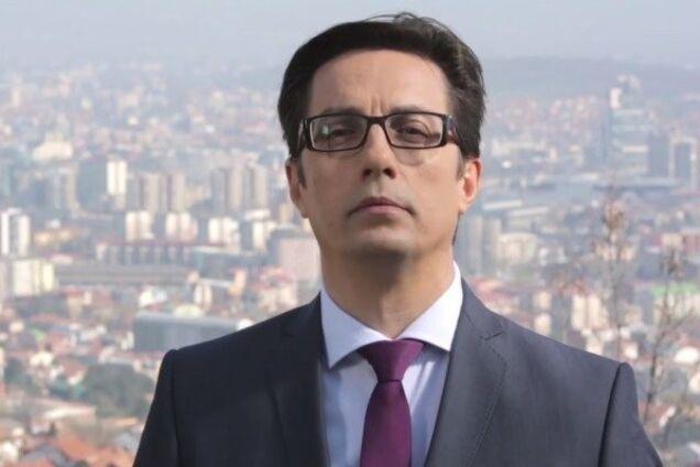 Північна Македонія отримала президента