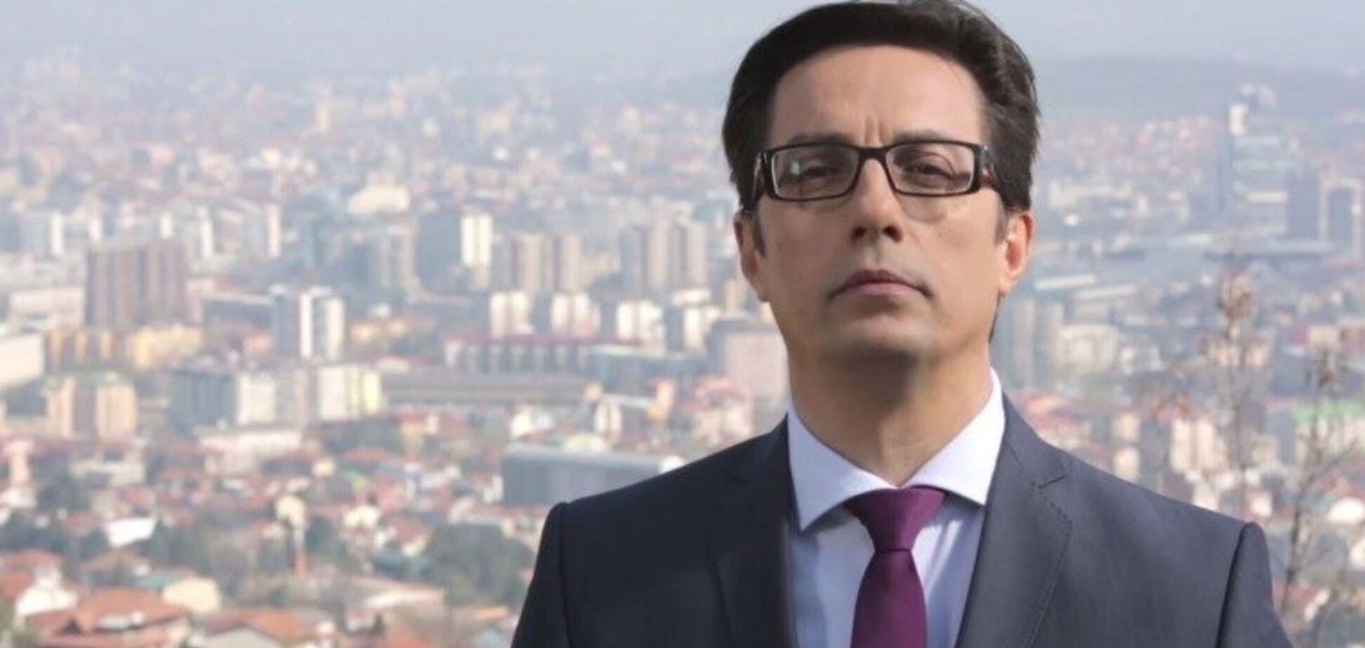 Новоспечена Північна Македонія отримала президента