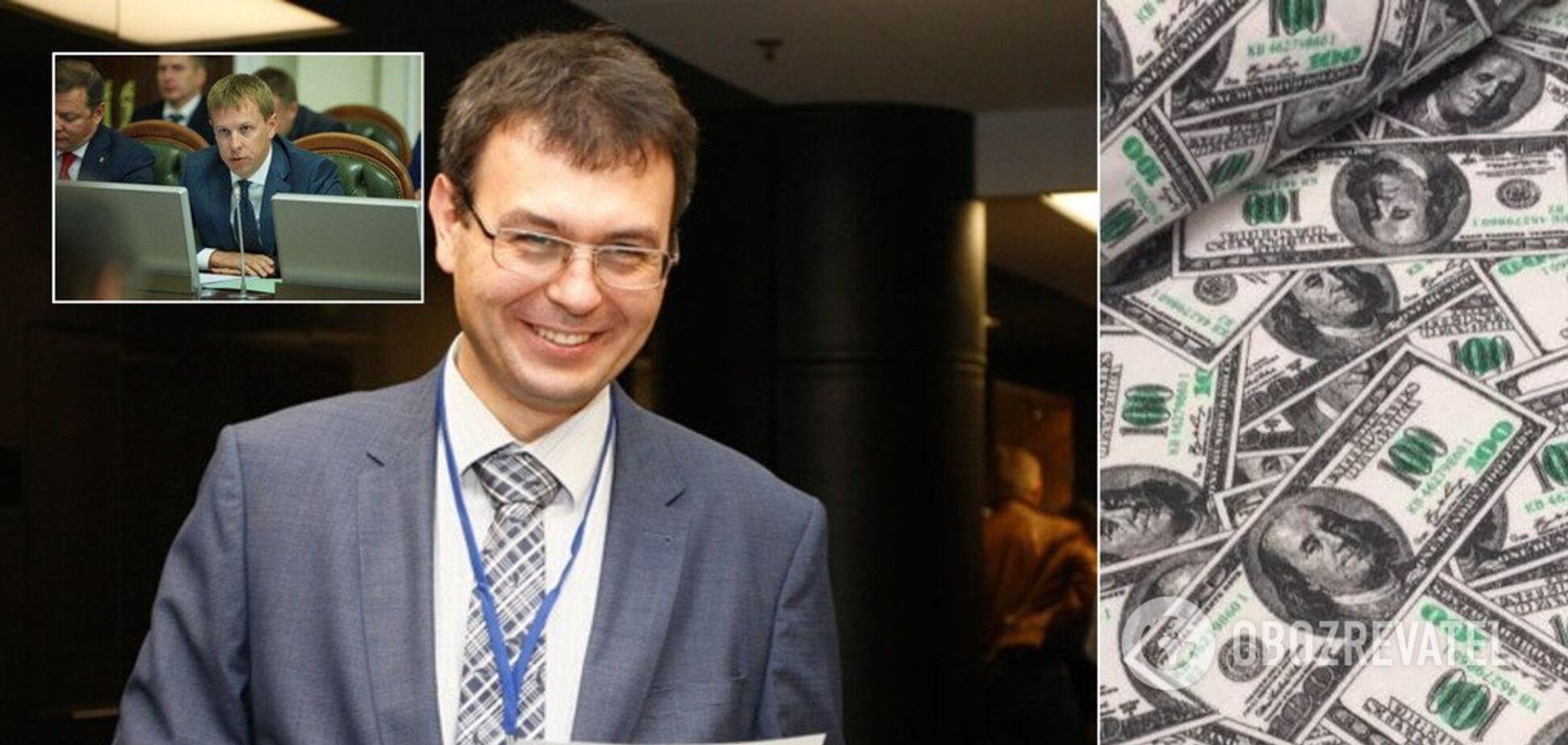 За налоги у Зеленского будет отвечать Хомутынник? Расследование